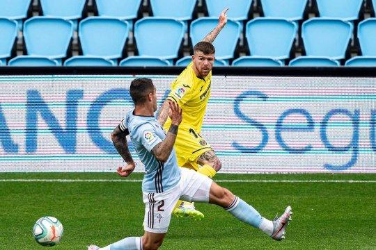 Gol menit-menit akhir menangkan Villareal di kandang Celta Vigo