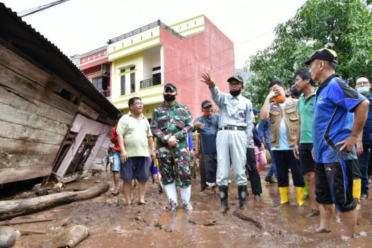 Gubernur segera perbaiki Cekdam Balang Sikuyu Bantaeng