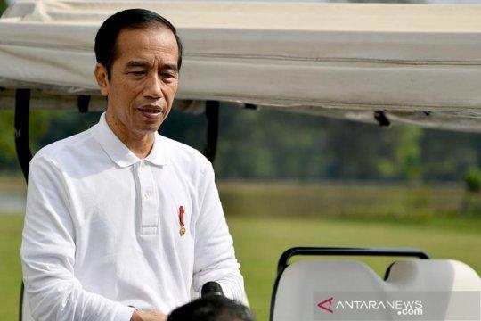 Presiden Jokowi sampaikan dukacita wafatnya Pramono Edhie Wibowo