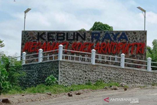 Minahasa Tenggara tutup PETI kawasan Kebun Raya Megawati Soekarnoputri