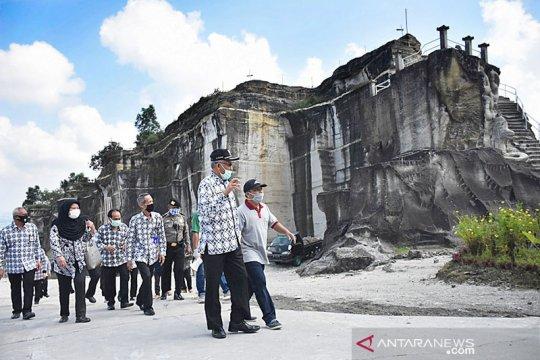 Dampak PPKM, jumlah kunjungan wisatawan di Sleman anjlok