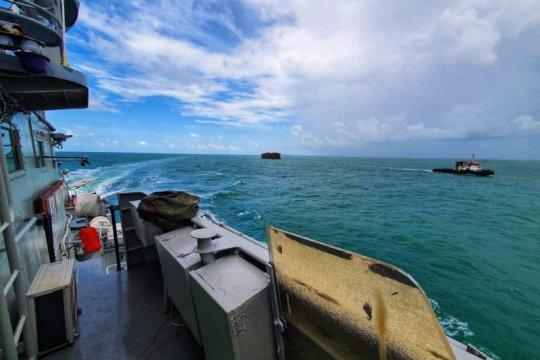 Gugus Keamanan Laut Koarmada I usir 84 kapal asing