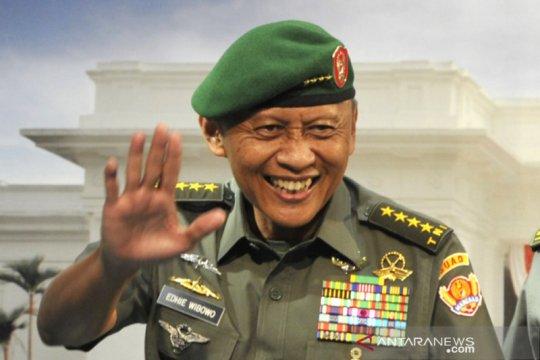 Mantan Kasad Pramono Edhie meninggal dunia