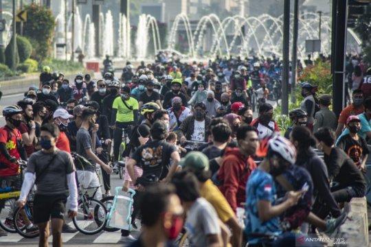 CFD mulai, SIM Keliling masih diadakan di Satpas Daan Mogot