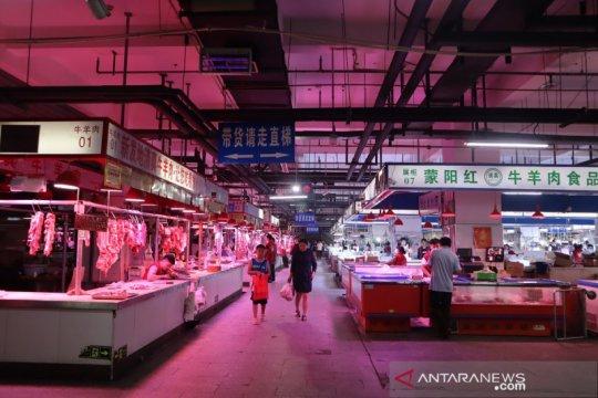 China: Kemasan makanan beku dapat tularkan COVID-19