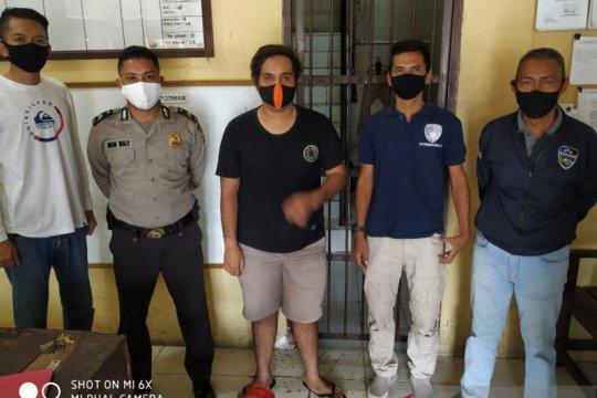 Polda Maluku tangkap DPO penyebar video konten pornografi