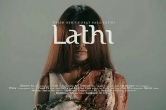 """Lagu """"Lathi"""" pecahkan rekor Spotify Indonesia"""