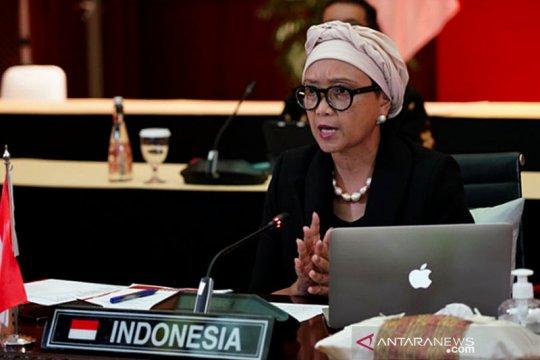 """Indonesia prakarsai pernyataan bersama tentang """"infodemic"""" COVID-19"""