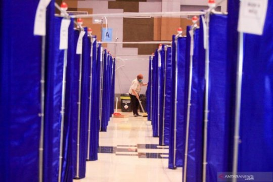 Lampaui angka 4.000 orang jumlah pasien COVID-19 di Surabaya