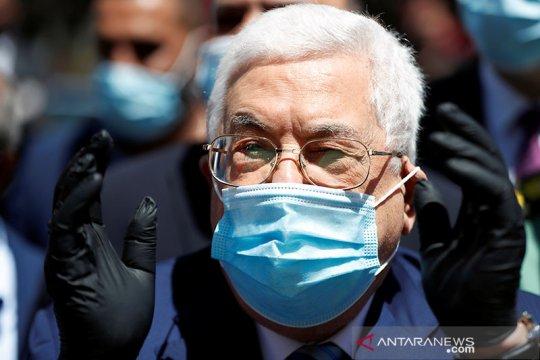 Kepada Jokowi, Presiden Abbas sampaikan proses rekonsiliasi Palestina