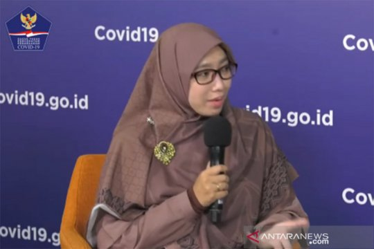 Indonesia miliki lebih dari 76.000 data epidemiologi COVID-19