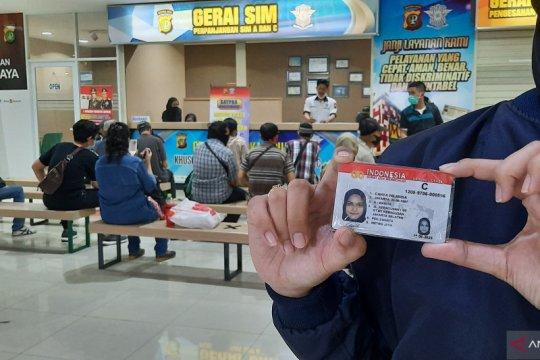 Berikut lokasi-lokasi perpanjangan SIM di Jakarta, Selasa