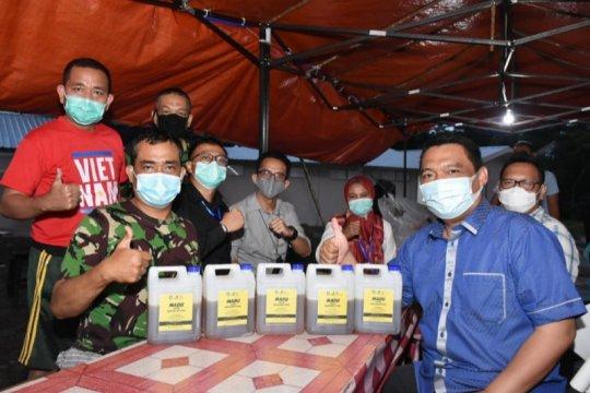 RSKI Pulau Galang : Madu paling ampuh sembuhkan pasien COVID-19