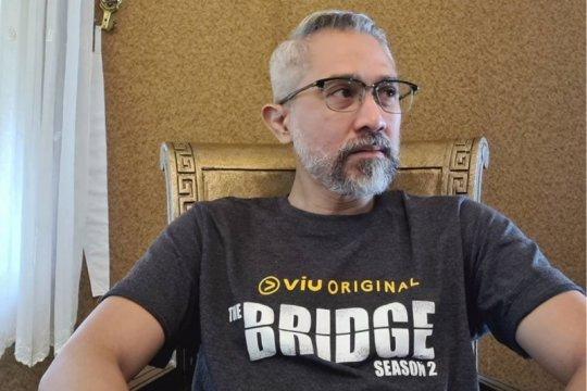 """Butuh tempat belajar baru, Lukman Sardi tertarik main di """"The Bridge"""""""