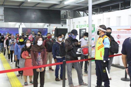 KCI minta para calon penumpang rencanakan perjalanan dengan matang