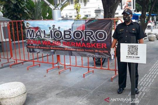 Pelaku wisata Yogyakarta diminta terapkan QR Code saat normal baru