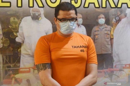 Polres Jakarta Utara buru pemasok narkoba ke Jerry Lawalata