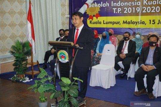 Sekolah Indonesia Kuala Lumpur lakukan wisuda virtual