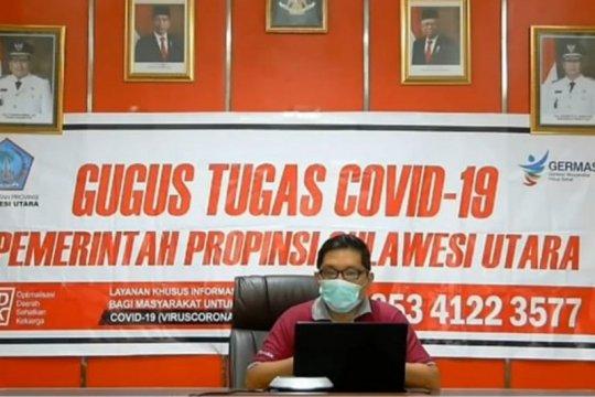 Pasien COVID-19 sembuh di Sulut capai 110 orang