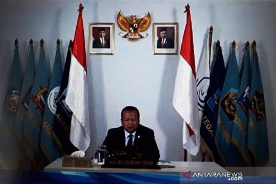 Menteri Edhy resmikan tiga gedung Politeknik Kelautan dan Perikanan