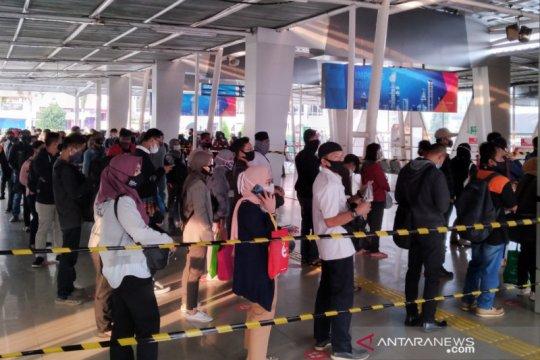 Stasiun Bogor-Cilebut jadi stasiun khusus Kartu Multitrip per 13 Juli