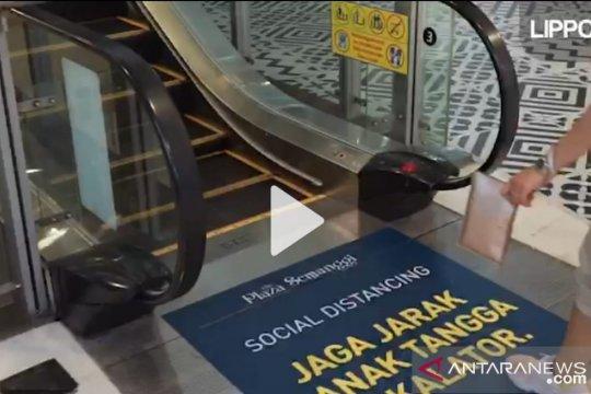 Lippo Malls batasi kapasitas pengunjung secara elektronik