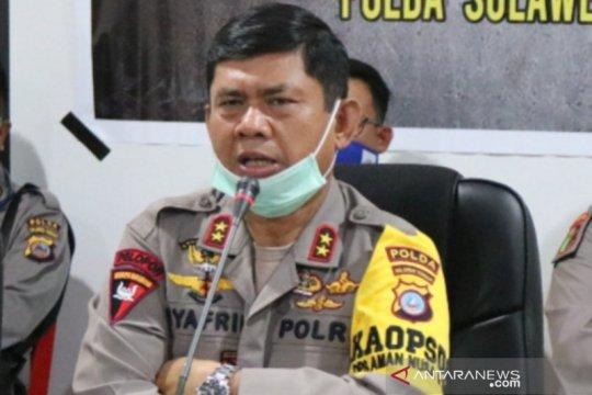 Kapolda Sulteng: Operasi Tinombala Poso jalan terus