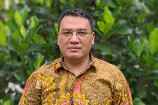 Monang Sinaga, jurnalis yang kini ditunjuk jadi Dewas ANTARA