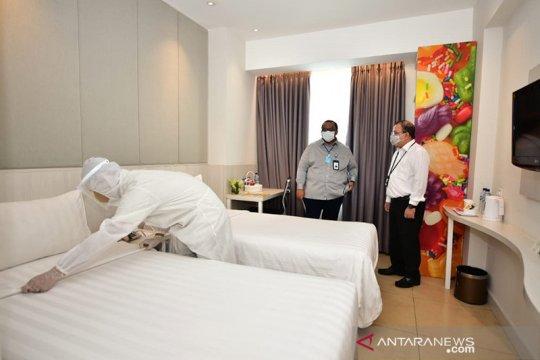 Manajemen PT PP pastikan Park Hotel Jakarta siap beroperasi lagi