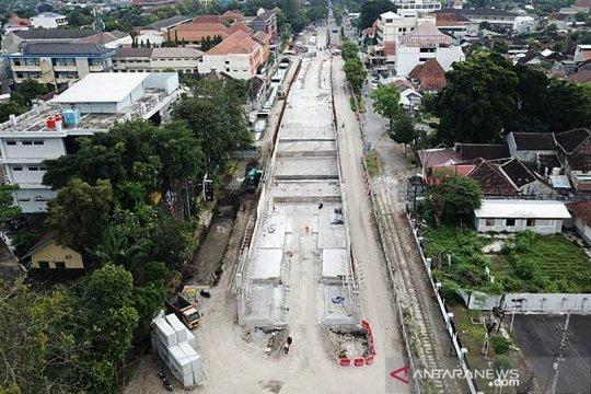 PUPR targetkan jalan layang Purwosari Solo selesai Desember 2020