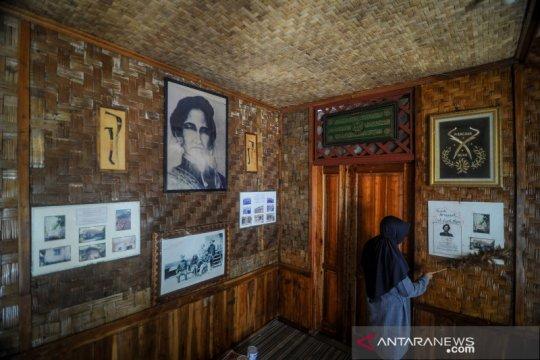 Rumah tinggal Cut Nyak Dien saat diasingkan di Sumedang