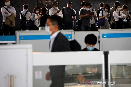 Menlu: Jepang belum putuskan pelonggaran larangan masuk