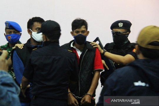 Gagalkan penyelundupan sabu seberat 32,1 kg asal Malaysia di Dumai