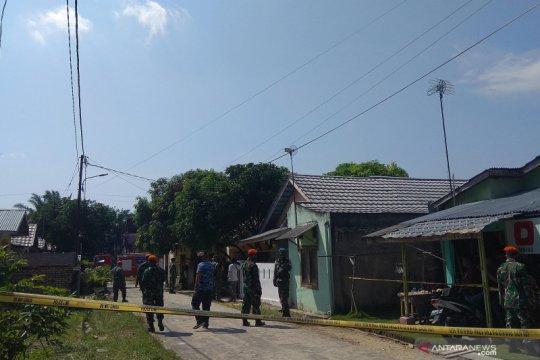 Pesawat tempur milik TNI AU jatuh di Kampar