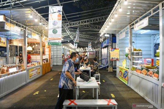 Pengunjung mal hanya 30-40 persen selama PSBB transisi di Jakarta