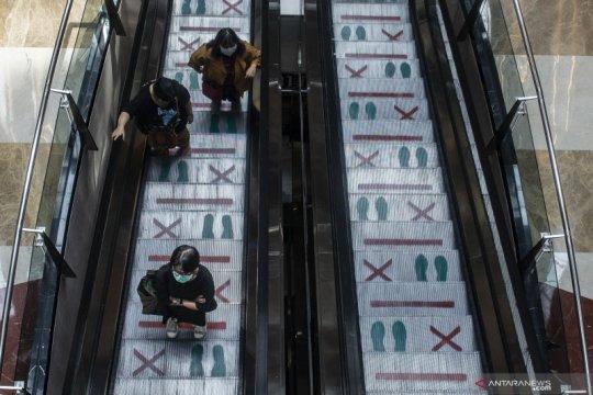 Mal di Jakarta mulai buka, pengunjung harus ikuti sederet protokol