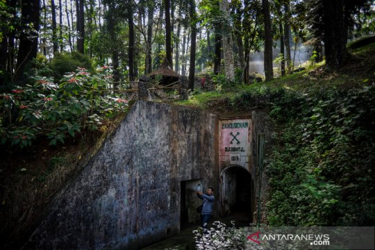 Rencana pembangunan wahana kereta gantung di Tahura Gunung Kunci Sumedang