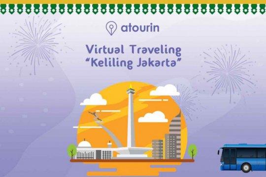 Rayakan ulang tahun Jakarta dengan tur virtual keliling ibu kota
