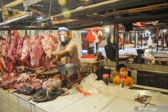 Kementan catat realisasi impor daging hingga Juli 68.125 ton