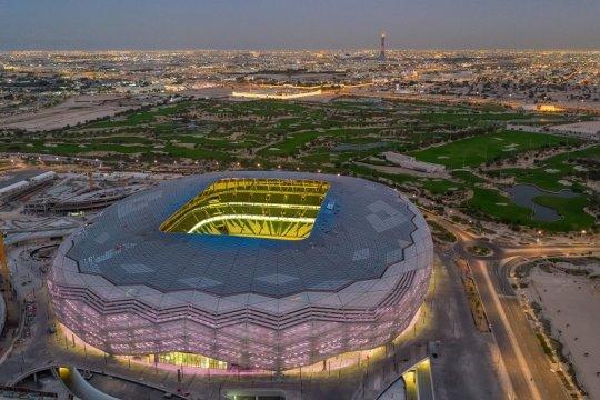 Qatar dedikasikan stadion baru untuk pejuang terdepan lawan COVID-19