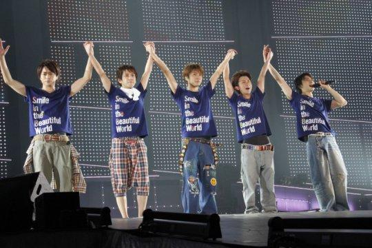 Arashi akan rilis lagu baru ciptaan Kenshi Yonezu