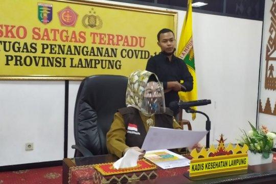Dua hari Lampung nihil kasus COVID-19