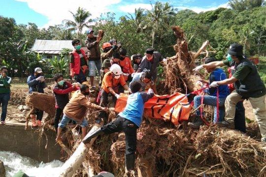 Jasad korban longsor Jeneponto kembali ditemukan