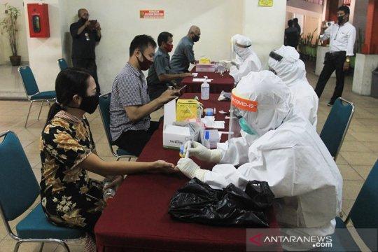 "Panitera Pengganti positif, 310 pegawai PN Surabaya di ""rapid test"""