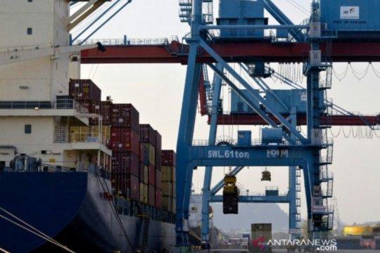 Neraca perdagangan luar negeri Lampung surplus