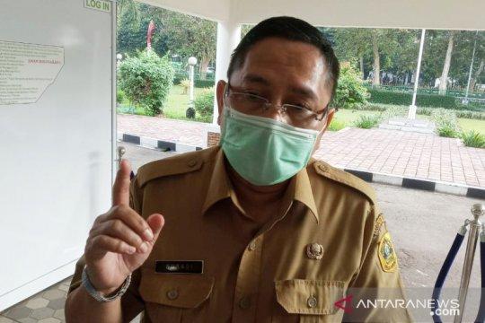 Beras bansos warga terdampak di Bogor terdistribusi ke 39 kecamatan
