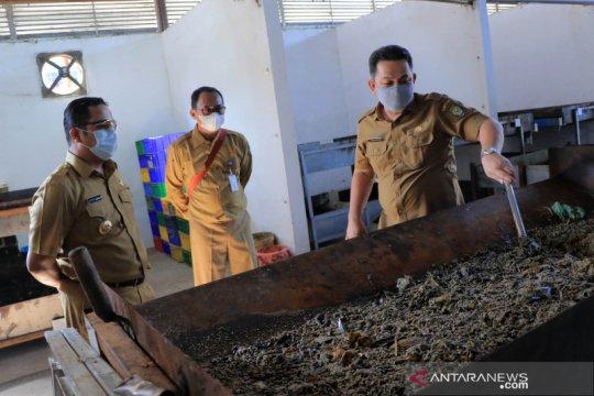 Pemkot Tangerang kembangkan pengolahan sampah daur ulang maggot