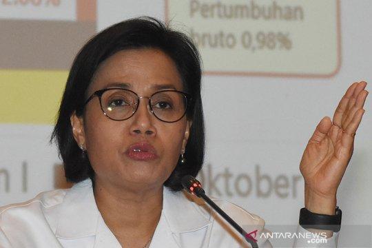 Sri Mulyani: Belanja negara hingga Agustus 2020 tumbuh 10,6 persen