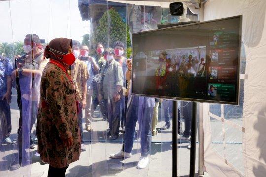 Anggaran penanganan COVID-19 di Surabaya baru terserap 23 persen