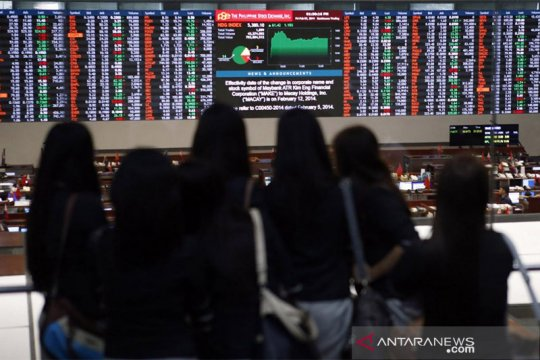 Saham Filipina ditutup 0,48 persen lebih rendah